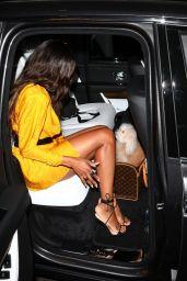 Ciara - Dinner at Nobu Restaurant in Los Angeles 08/07/2019