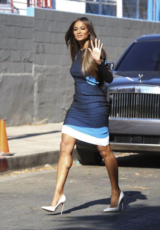 "Ciara - Going to Film ""America"