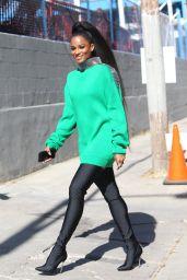 Ciara - Heads to Film America