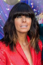 """Claudia Winkleman – """"Strictly Come Dancing"""" TV Show Launch in London 08/26/2019"""