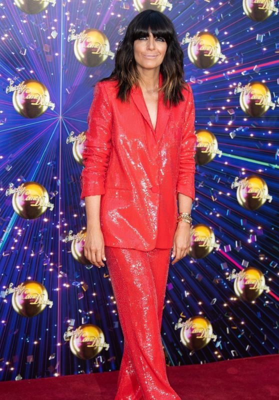 "Claudia Winkleman – ""Strictly Come Dancing"" TV Show Launch in London 08/26/2019"