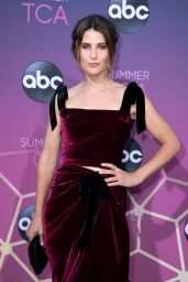 Cobie Smulders - ABC TCA Summer Press Tour in West Hollywood 08/05/2019