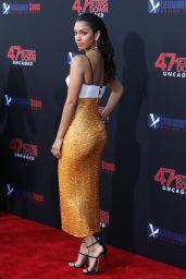 "Corinne Foxx – ""47 Meters Down: Uncaged"" Premiere in Los Angeles"