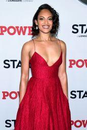 "Cynthia Addai-Robinson – ""Power"" TV Show Final Season Premiere in New York"