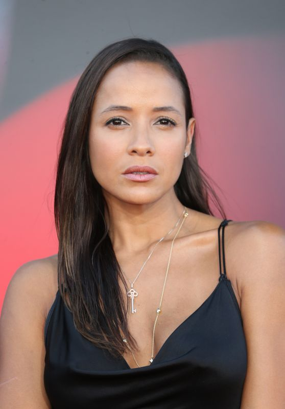 "Dania Ramirez – ""It: Chapter Two"" Premiere in Westwood"