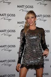 Debbie Gibson - Matt Goss Celebrates His 10-Year Anniversary in Las Vegas