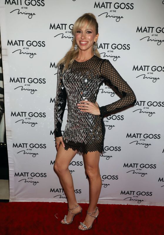 Debbie Gibson - Matt Goss Celebrates His 10-Year Anniversary in Las Vegas