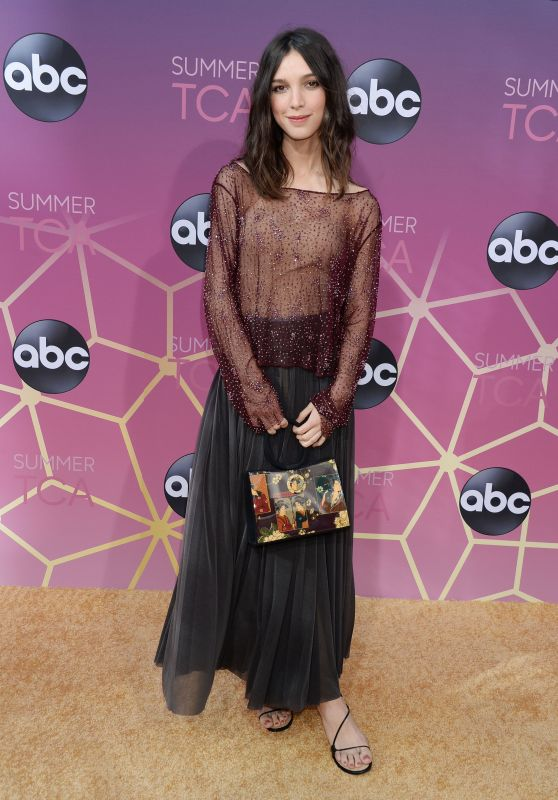 Denyse Tontz – ABC TCA Summer Press Tour in West Hollywood 08/05/2019