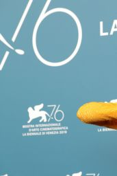 """Dhay - """"The Perfect Candidate"""" Photocall at the 76th Venice Film Festival"""