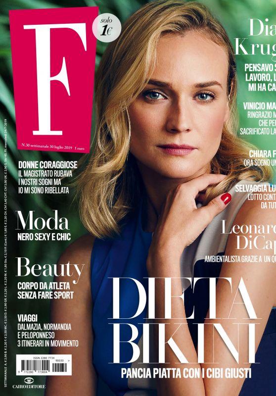 Diane Kruger - F Magazine 07/31/2019