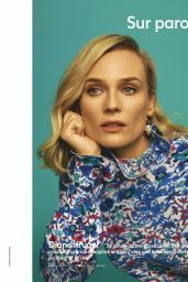 Diane Kruger - Marie Claire France September 2019 Issue