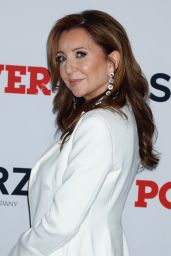 "Donna Murphy – ""Power"" TV Show Final Season Premiere in New York"