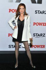 "Donna Murphy – ""Power"" TV Show Final Season Premiere in New York"