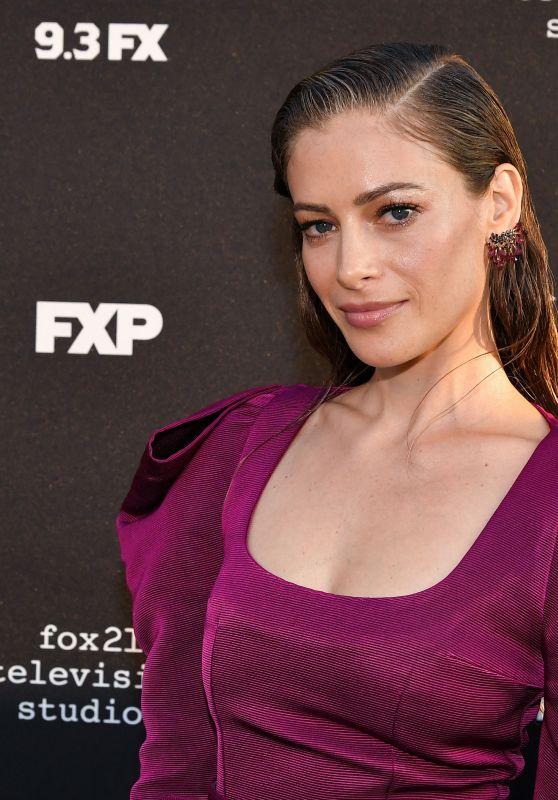 """Efrat Dor – """"Mayans M.C."""" TV show Season 2 Premiere in LA"""