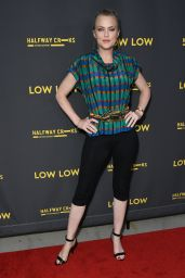 "Elaine Hendrix – ""Low Low' Premiere in Hollywood"