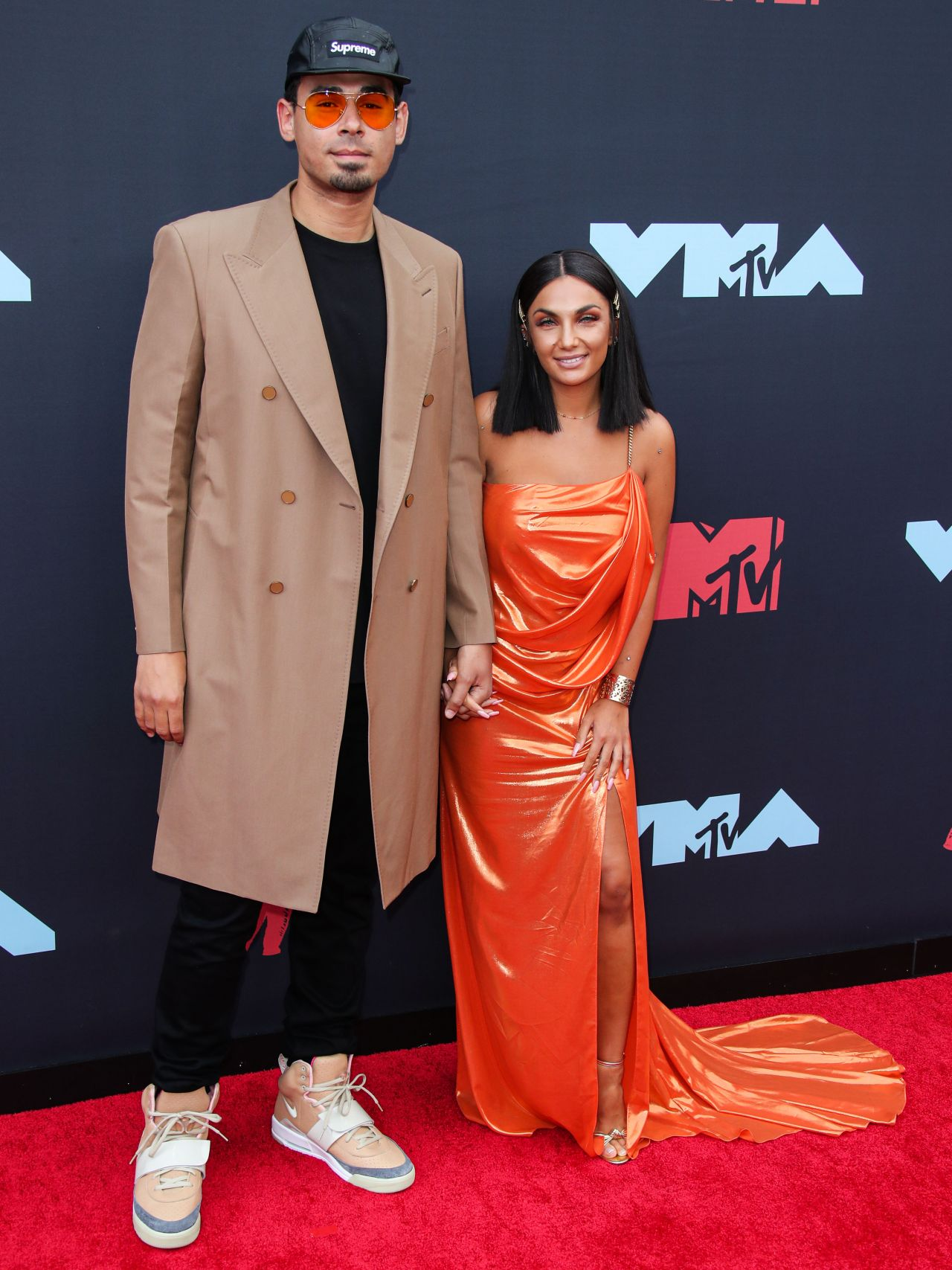 Elettra Lamborghini And Afrojack 2019 Mtv Video Music