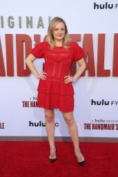 "Elisabeth Moss - ""The Handmaid"