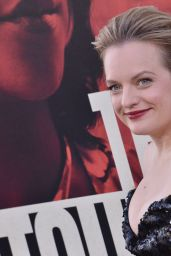 Elisabeth Moss - THE KITCHEN Premiere in Hollywood