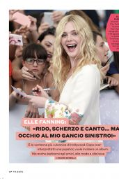 Elle Fanning - Tu Style 08/27/2019 Issue