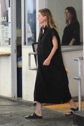 Ellen Pompeo - Leaving E Baldi in Beverly Hills 08/02/2019