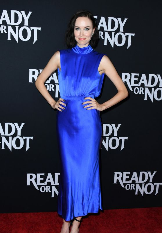 "Elyse Lavesque - ""Ready or Not"" Screening in Culver City"