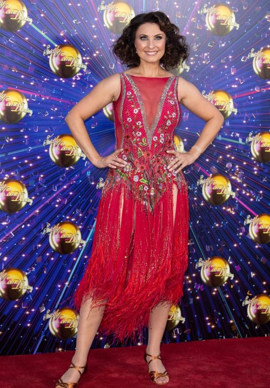 """Emma Barton – """"Strictly Come Dancing"""" TV Show Launch in London 08/26/2019"""