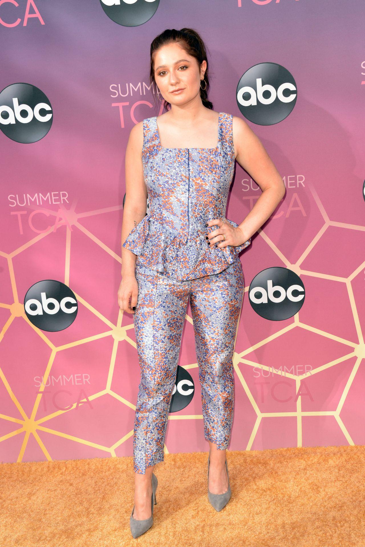 Emma Kenney – ABC TCA Summer Press Tour in West Hollywood ... Emma Kenney 2019