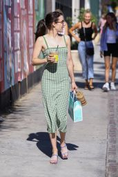 Emma Roberts - Out in West Hollywood 08/16/2019