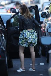 Emma Watson - Arriving for a Party in West Hollywood 08/07/2019