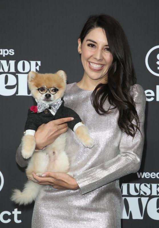 Erika de la Cruz – Weedmaps Museum of Weed Exclusive Preview Celebration in Hollywood 08/01/2019