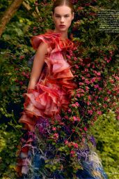 Estella Boersma - Harpers Bazaar UK September 2019