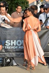 "Eva Longoria - ""The Daily Show with Trevor Noah"" in New York City 08/08/2019"