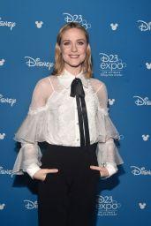 Evan Rachel Wood - Disney D23 Expo 2019 in Anaheim