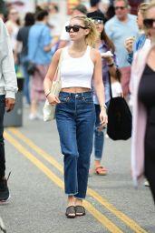 Genevieve Hannelius Street Style 08/18/2019
