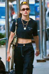 Gigi Hadid Street Style 08/13/2019