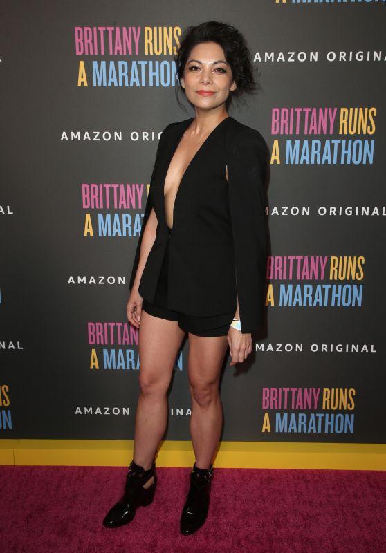"""Ginger Gonzaga – """"Brittany Runs A Marathon"""" Premiere in LA"""