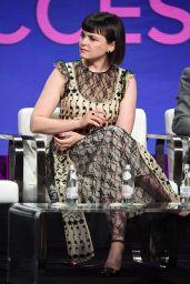"Ginnifer Goodwin - ""Why Women Kill"" TV Show Panel at TCA Summer Press Tour in LA 08/01/2019"