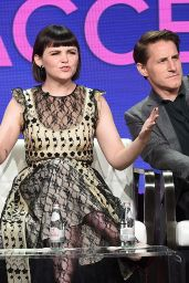 "Ginnifer Goodwin - ""Why Women Kill"" TV Show Panel at TCA Summer Press Tour in LA 08/01/2019"