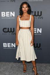 Greta Onieogou - CW Summer 2019 TCA Party in Beverly Hills