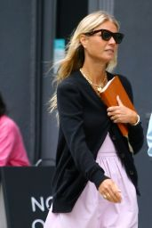 Gwyneth Paltrow - Out in NY 08/27/2019