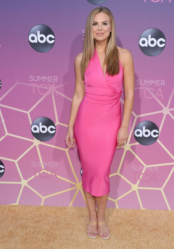 Hannah Brown – ABC TCA Summer Press Tour in West Hollywood 08/05/2019