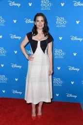 Hayley Atwell - D23 Disney+ Event in Anaheim 08/23/2019