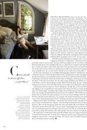 Helena Christensen - Harper's Bazaar Magazine US, September 2019 Issue