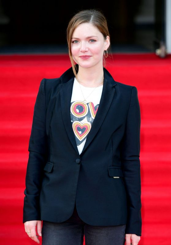 "Holliday Grainger - ""Pain and Glory"" Premiere in London"