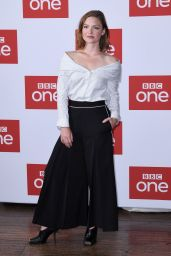 "Holliday Grainger - ""The Capture"" Press Launch in London"