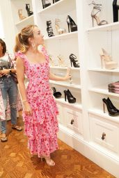 Holly Taylor - Ruthie Davis x The Curated in NY 08/24/2019