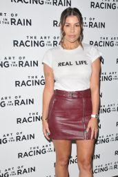 "Imogen Thomas – ""The Art of Racing in the Rain"" Special Screening in London"