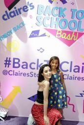 Indiana Massara - Claire's Back to School Bash in LA 08/18/2019