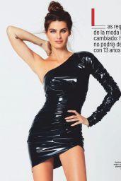 Isabeli Fontana - Cosmopolitan Spain September 2019 Issue