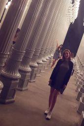 Ivana Baquero - Social Media 08/26/2019